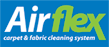 We use Airflex - professional carpet cleaning system