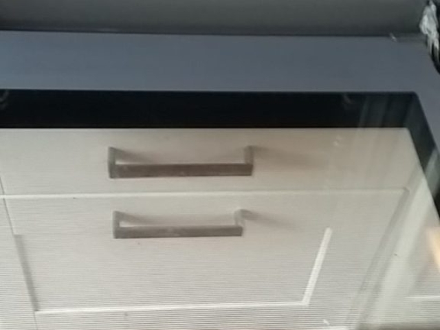 Oven door - after cleaning services