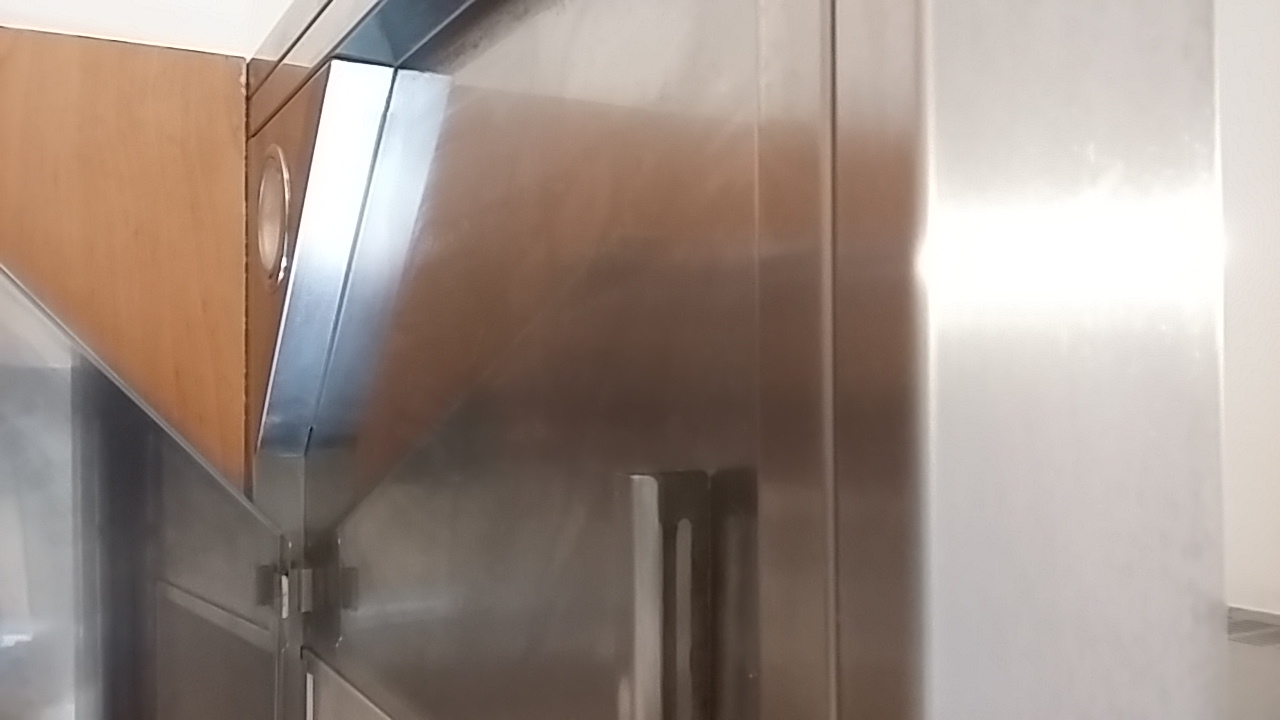 Kitchen after cleaning services