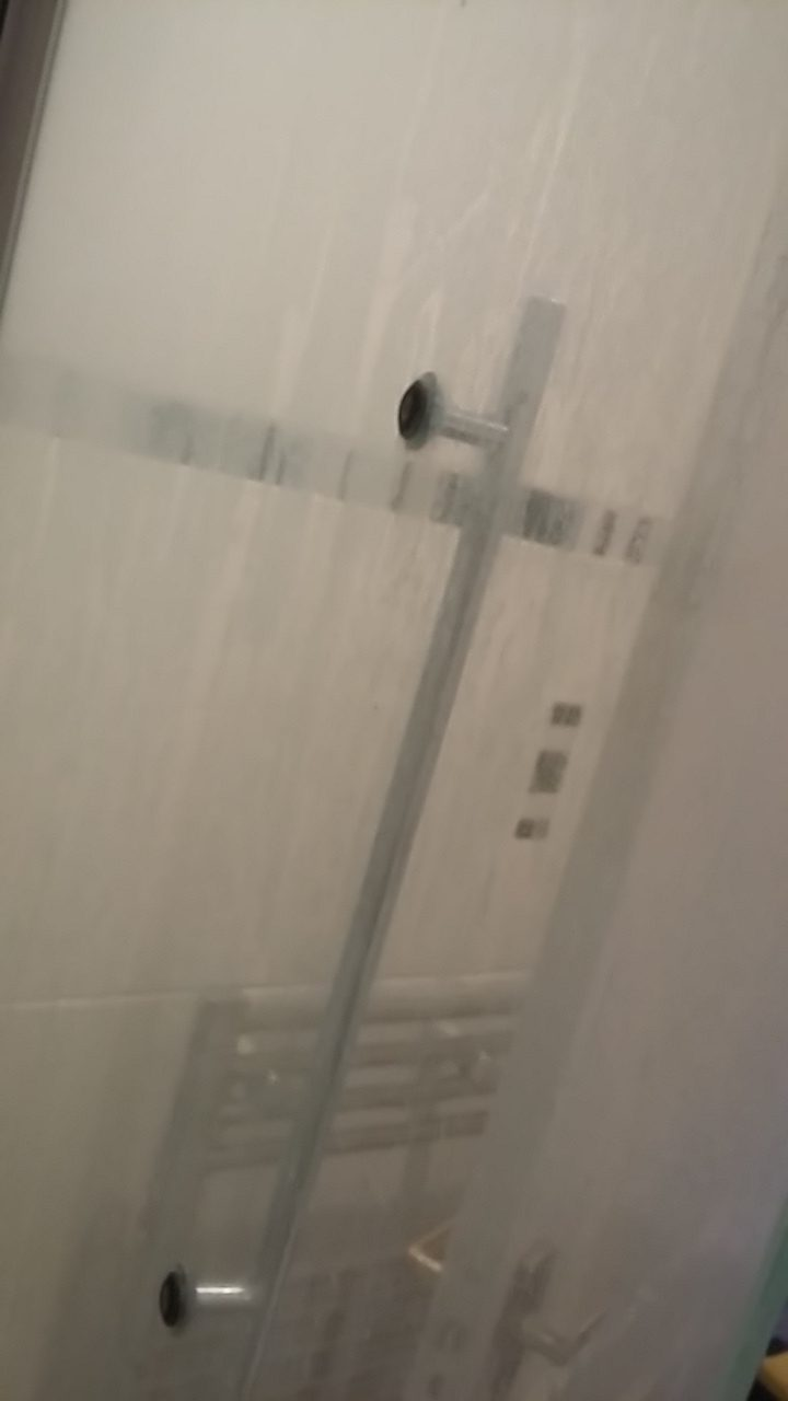 Shower - before cleaning services