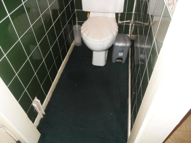 Toilet - after cleaning services