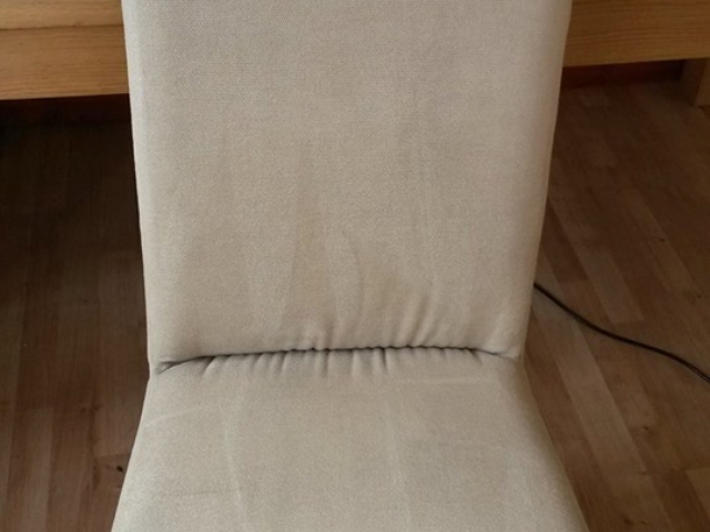 Chair cleaning - after cleaning services